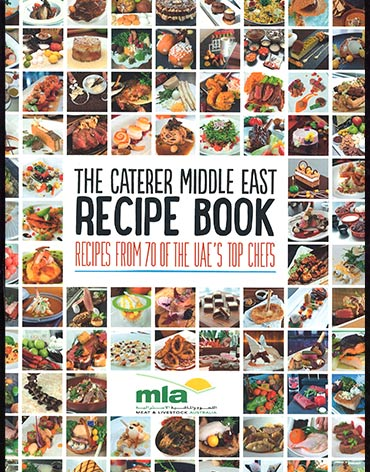 The Caterer Middle East Recipe book